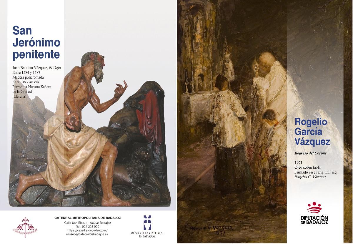 Pieza Museo Catedral Badajoz Septiembre 2020