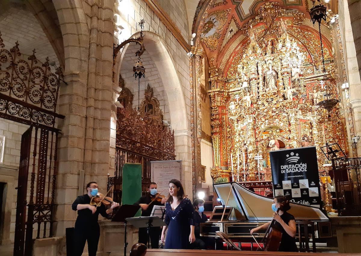 Música Sacra en la Catedral de Badajoz