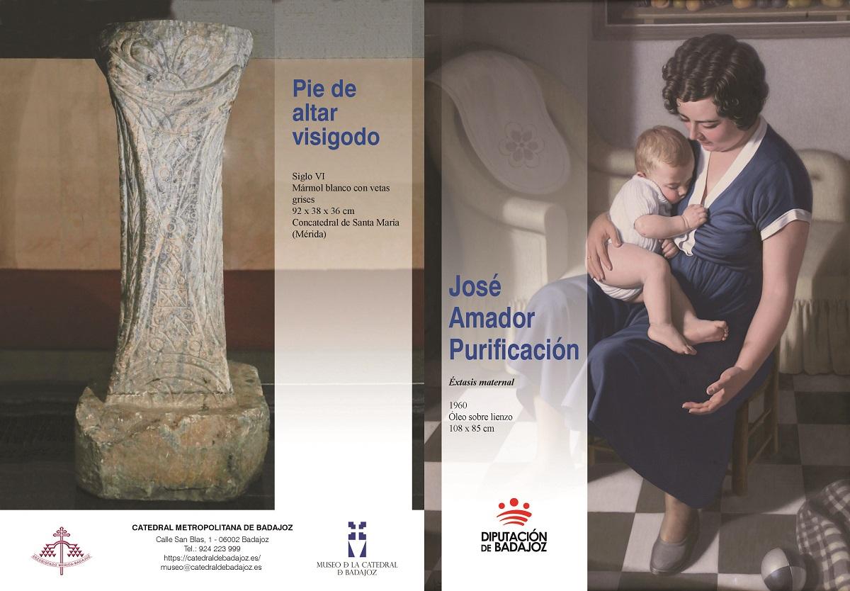 Pieza Museo Catedral Badajoz Octubre 2020