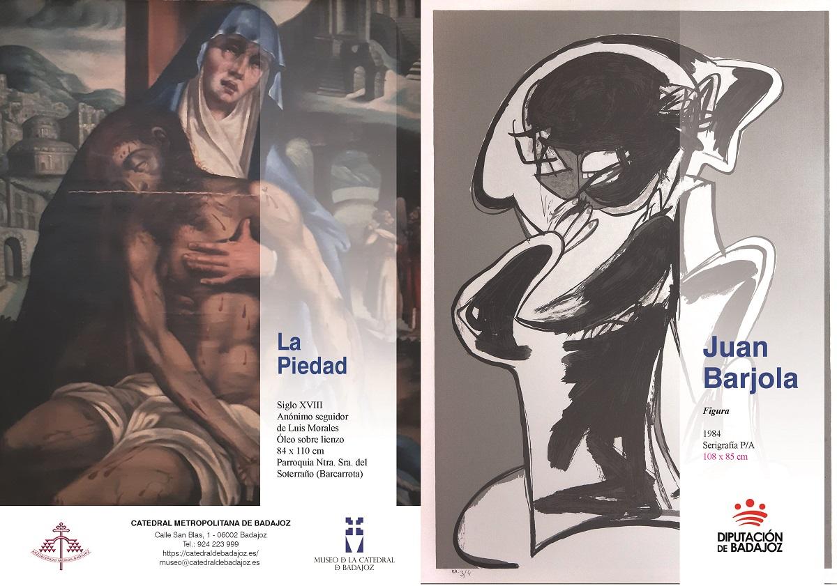 Pieza Museo Catedral Badajoz Noviembre 2020