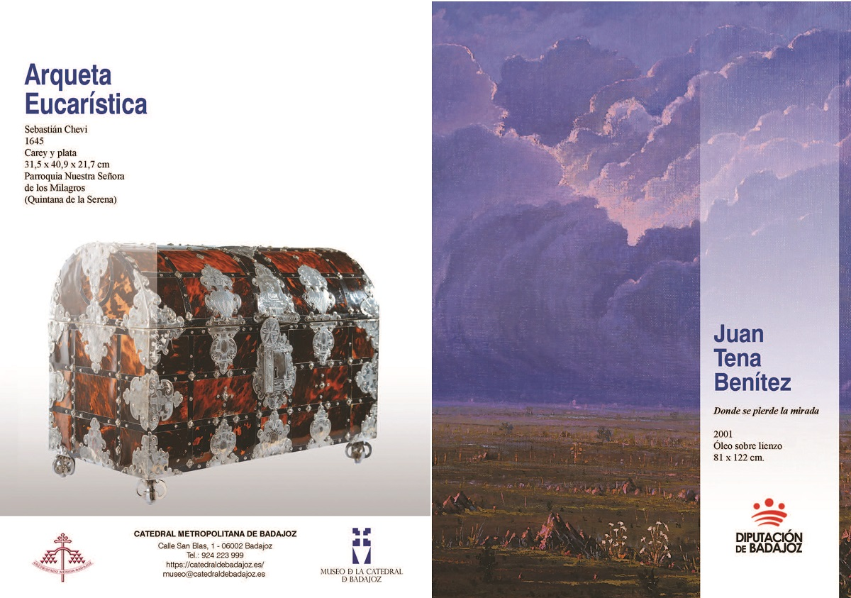 Pieza Museo Catedral Badajoz Diciembre 2020
