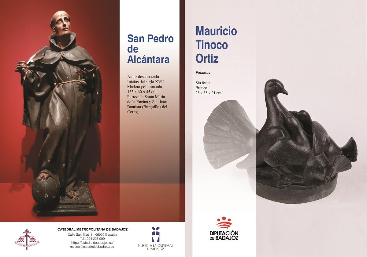 Pieza Museo Catedral Badajoz Septiembre-Octubre 2021